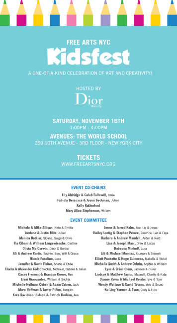 Free-Arts-NYC-Kidsfest-Evite