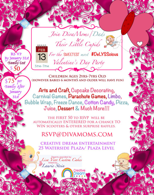divamoms sweetest valentines day event @ creative dream, Ideas